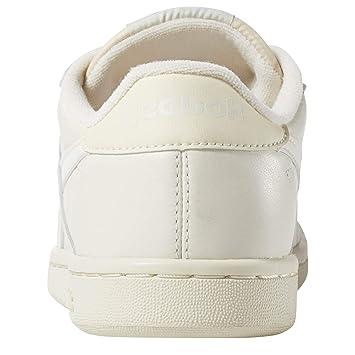 4ae5c35145967 Reebok Baskets NPC UK Blanc  Amazon.fr  Sports et Loisirs