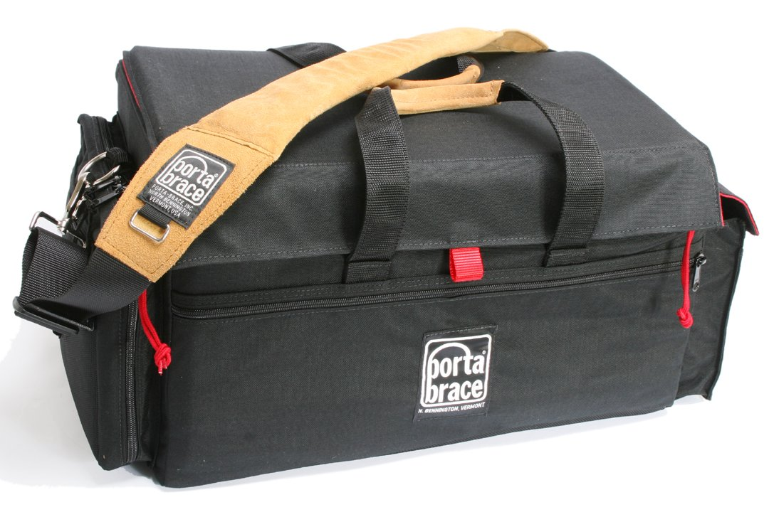 Portabrace DVO-3RQS-M3 Digital Organizer Case with Quick Slick (Black) by PortaBrace