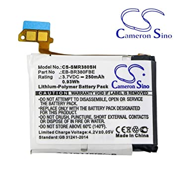 Replacement battery for SAMSUNG - Smartwatch Battery: Amazon ...