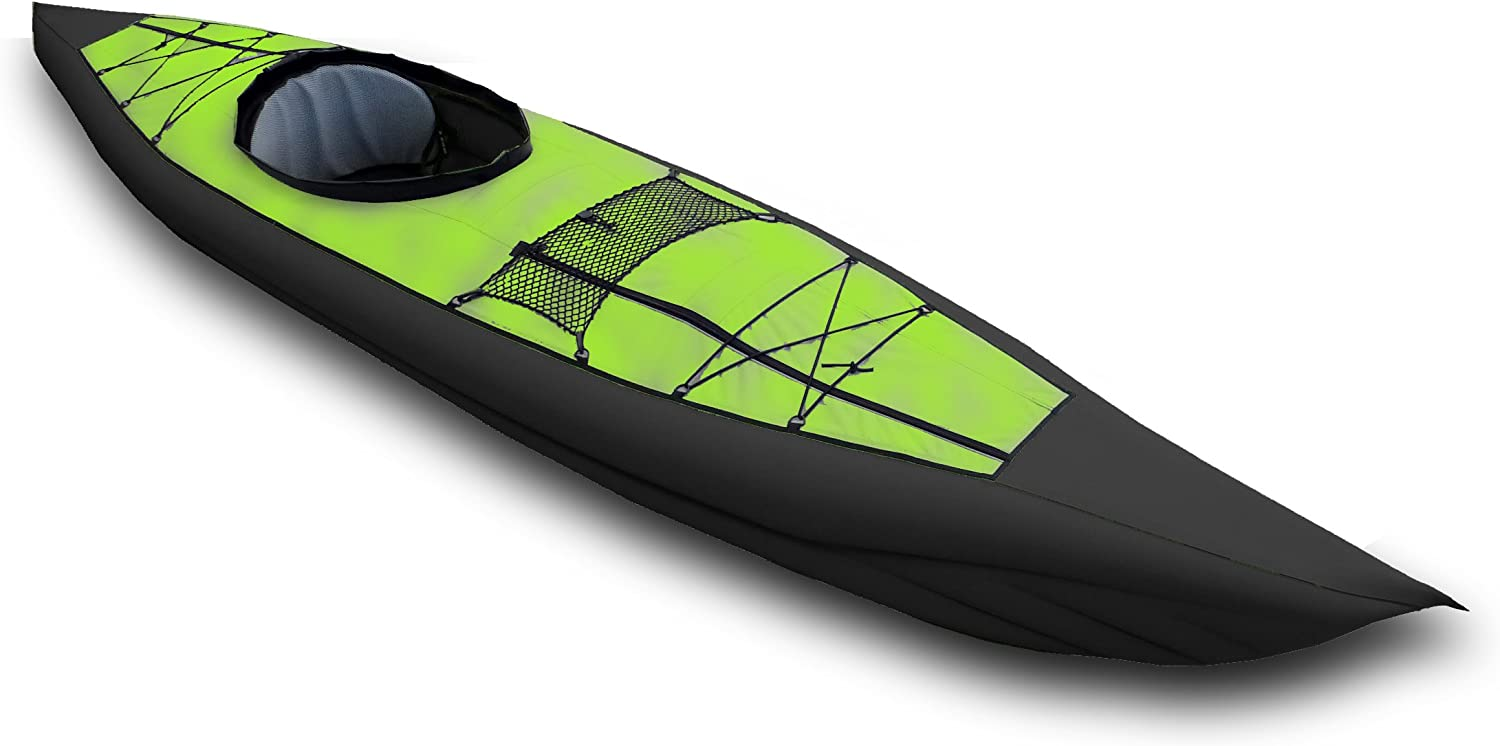 Swing EX Inflatable Solo Expedition Kayak by Innova