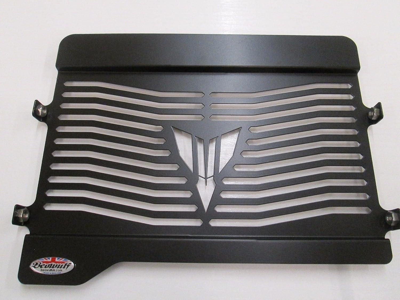 ヤマハ MT-07 2013~ ラジエーター プロテクター ガード カバー ブラック [並行輸入品]   B0776RNK2Y