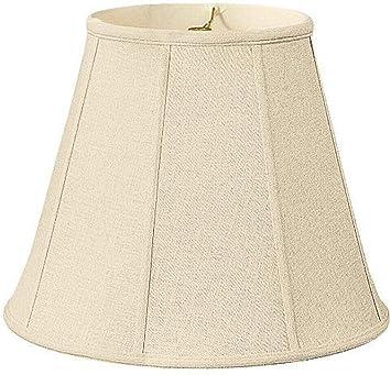 Royal Designs Deep Empire Lamp Shade Linen Beige 9 X 18 X 14 Amazon Com