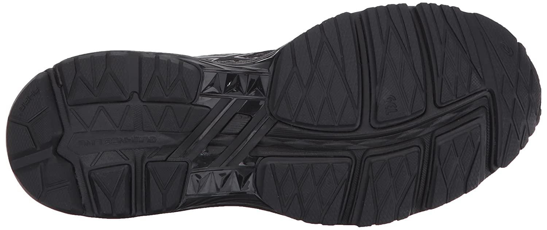 ASICS Women's GT-1000 6 Running Shoe B01MXI8ETG 6 B(M) US Black/Black/Silver