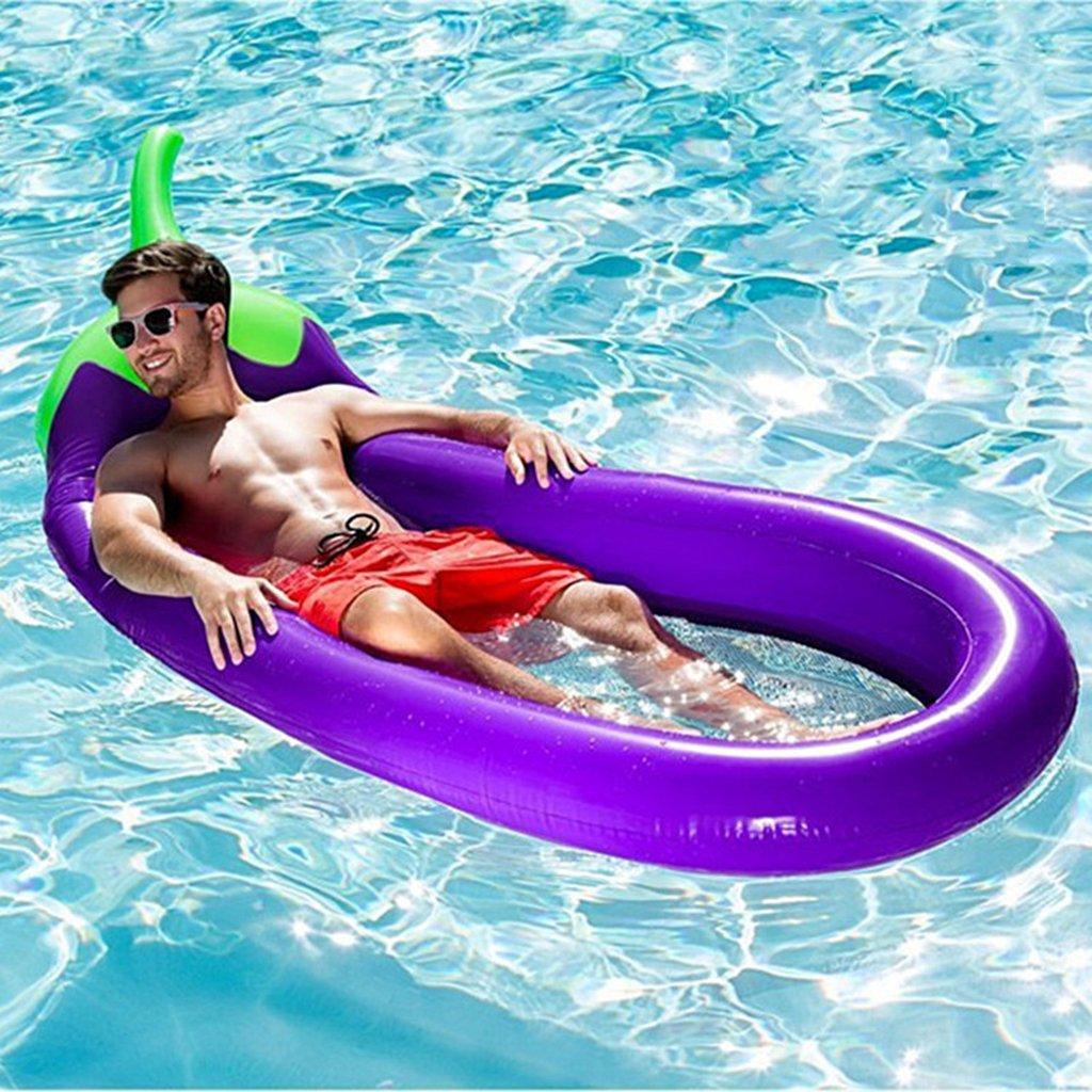 Amazon.com: Flotador hinchable para piscina, gigante ...