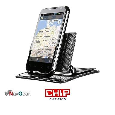 Soporte Universal de Coche para Smartphone y GPS