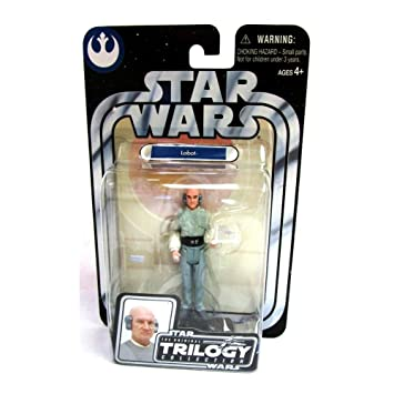 Buy Star Wars Original Trilogy Collection Lobot Action Figure Online At Low Prices In India Amazon In