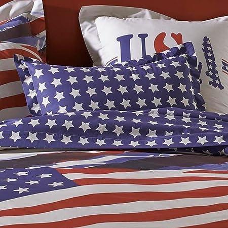 100% Cotton Pillow Case 70X50 cm USA