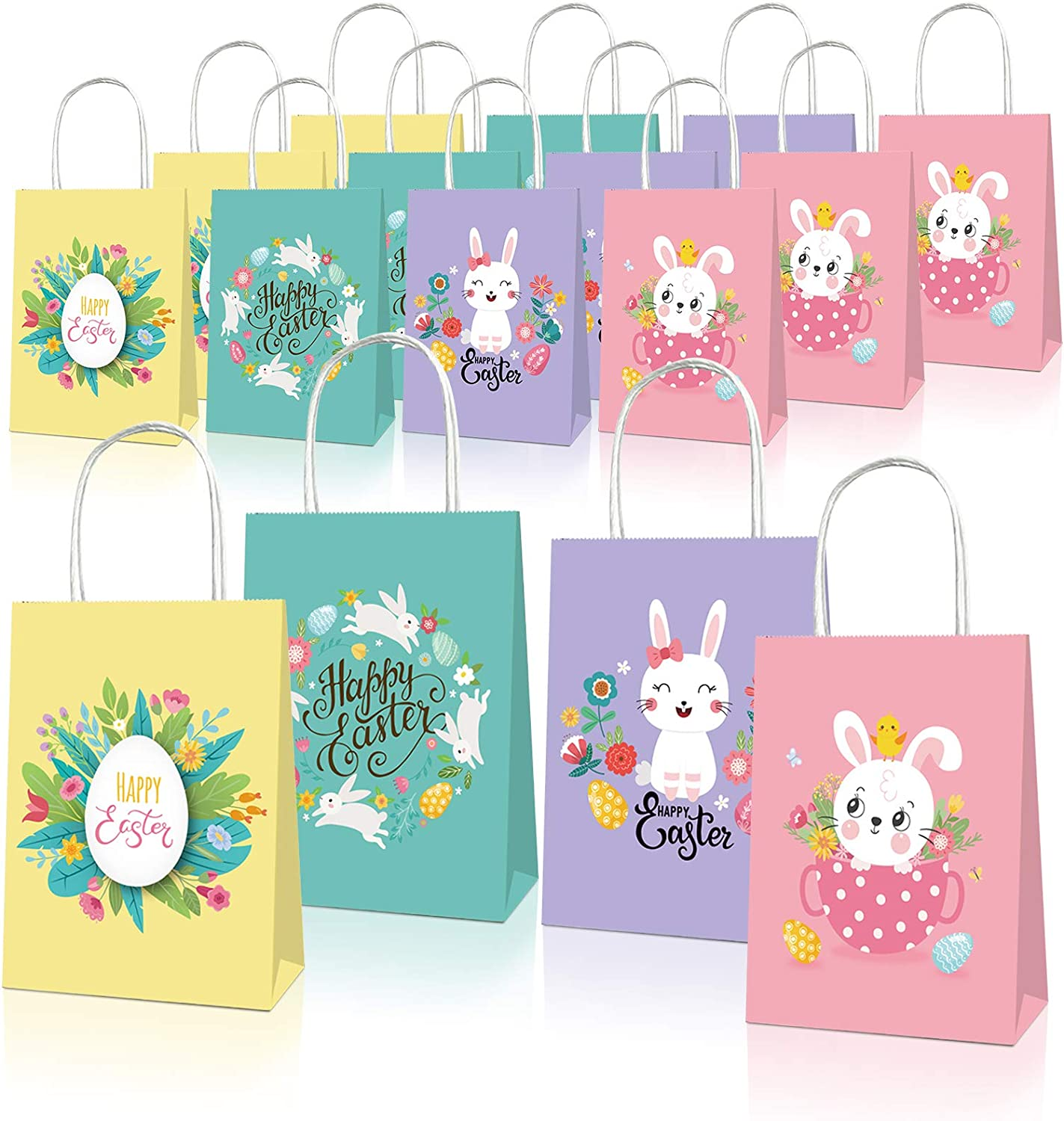 Easter Bunny Gift bags
