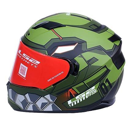 Ls2 Helmets Stream Evo Angel Matt Military Green