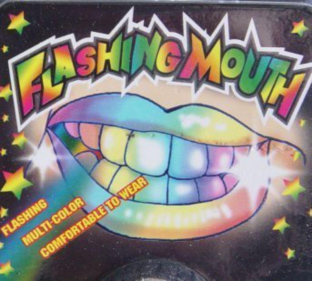 Set of 12 Flashing Mouth Piece