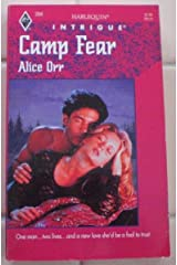 Camp Fear Mass Market Paperback