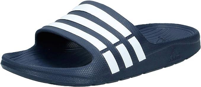 Nacional 鍔 masilla  adidas Duramo Slide, Chanclas Unisex: Amazon.es: Zapatos y ...