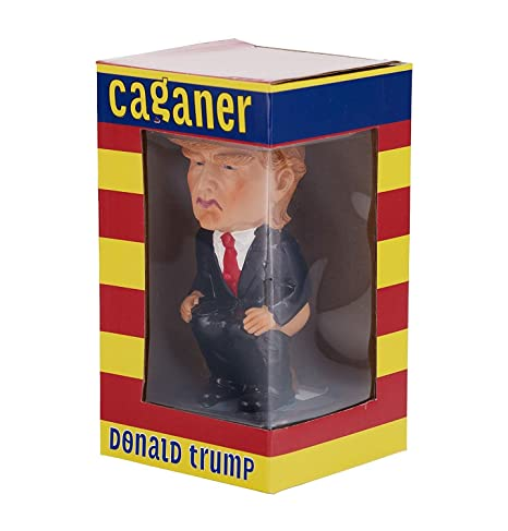 Amazon.com: Donald Trump caganer: Toys & Games