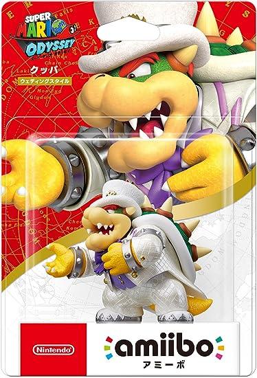 Nintendo Amiibo Bowser Púrpura, Color Blanco, Amarillo - Figuras de Juguete Para Niños (Púrpura, Blanco, Amarillo, Videojuego, Acción / Aventura): Amazon.es: Juguetes y juegos