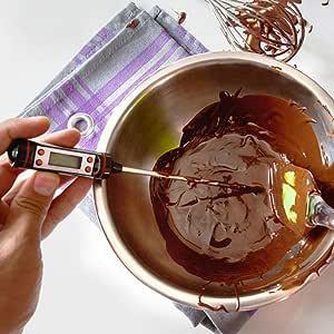 Termômetro Culinário P/Alimentos Bebidas Cozinha -50 A 300°