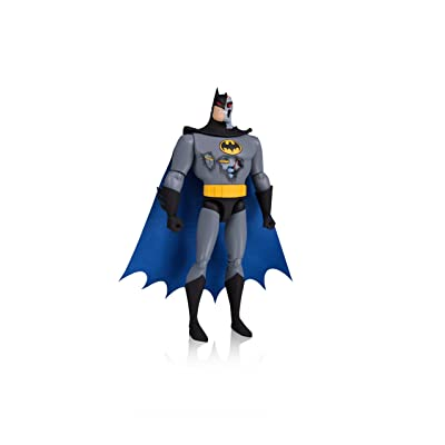 DC Collectibles Batman The Animated Series: HARDAC Action Figure: Toys & Games