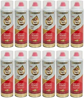 product image for Scott's Liquid Gold Pourable Wood Care- Cleans & Dusts 14 oz (12 pack)