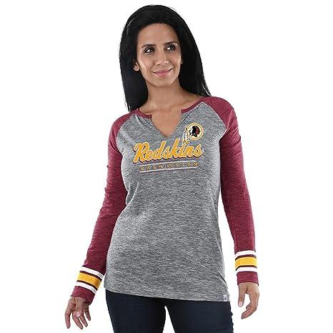 f05590bf Washington Redskins Women's Majestic NFL