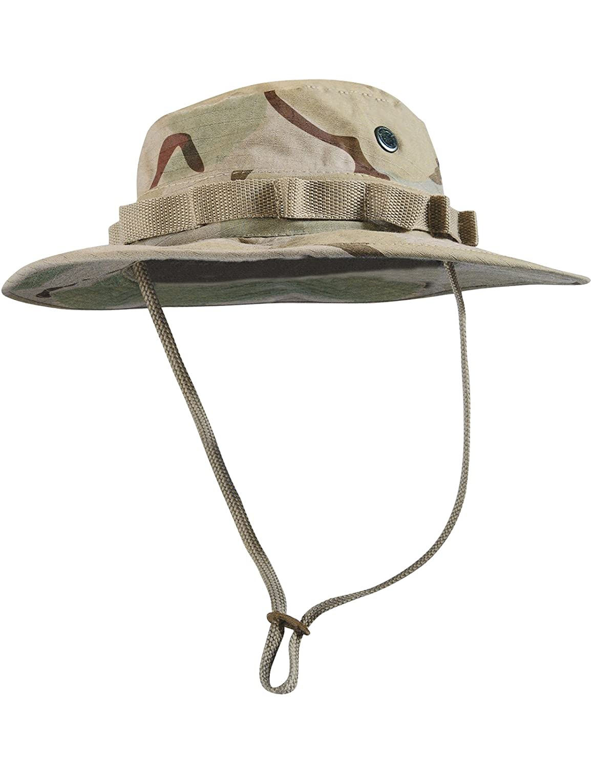 4514ccdbf8a CN Outdoor GI Boonie Army-Style Tropical Hat Camouflage Desert   Amazon.co.uk  Sports   Outdoors