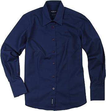 McGregor Camisa Manga Larga Azul Oscuro Regular Fit mc290 – 310 Azul Oscuro 38: Amazon.es: Ropa y accesorios