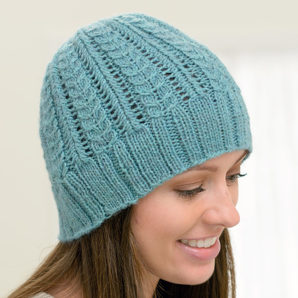 Knitted Beanie Patterns Magnificent Inspiration