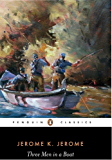 Three Men in a Boat (To Say Nothing of the Dog): illustrated, with a detailed map and notes