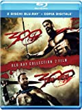 300 (2006) & 300: L'Alba di Un Impero (2014)  (2 Blu-Ray) [Italia] [Blu-ray]