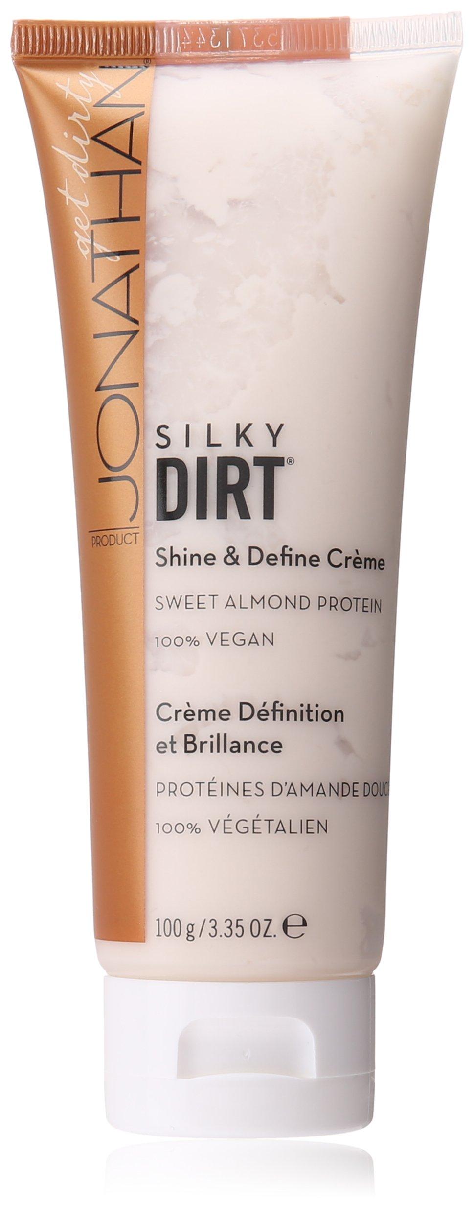 JONATHAN Silk Dirt Shine Cream, 3.35 Ounce