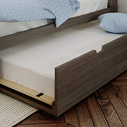Max Lily Twin Trundle Bed