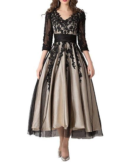 Tea Length Party Dresses