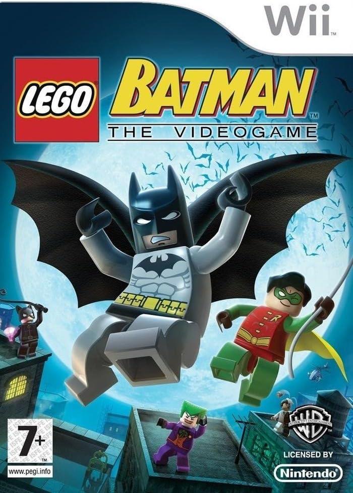 Amazon.com: Warner Bross Lego Batman: Video Games