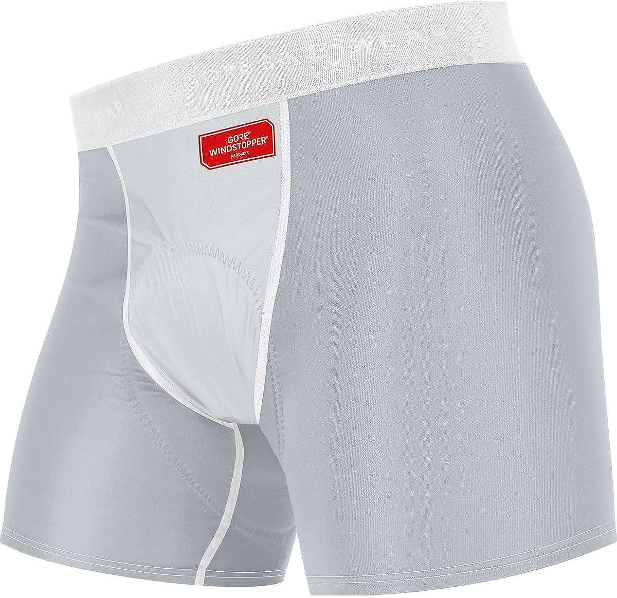 GORE WEAR C3 Damen Fahrrad-Boxer-Shorts mit Sitzpolster GORE WINDSTOPPER