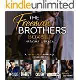 The Freeman Brothers: A Secret Baby Romance Collection