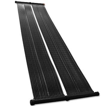 Estera solar piscina de 70x300 cm colector solar absorbedores solares calefactor solar calefacción para piscina