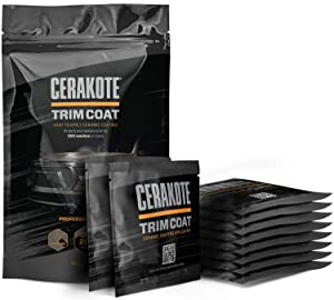 CERAKOTE Ceramic Trim Coat Kit - Quick Plastic Trim Restorer - Guaranteed Restoration to Last Over 200 Washes – A Ceramic Coating, Not a Dressing
