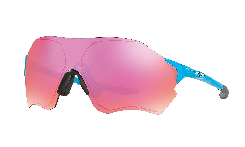 [オークリー] OAKLEY EVZero Range Sunglasses (OO9327-05) (フレーム: Matte Sky Blue/レンズ: Prizm Trail) [並行輸入品]  フレーム: Matte Sky Blue/レンズ: Prizm Trail B07FMPP7F1
