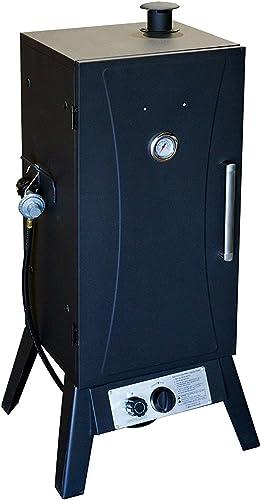 AZ Patio Heaters HIL-5525-SMK Propane Vertical Smoker