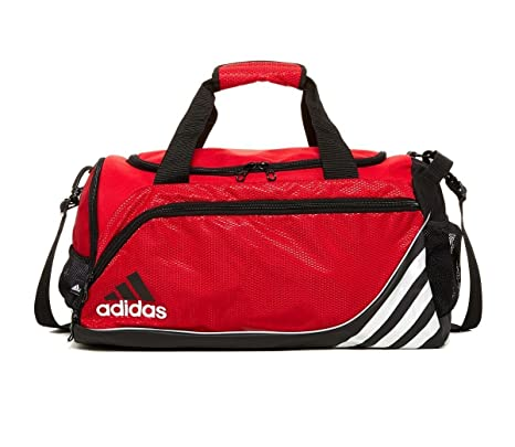 4bfd8afb0baa Adidas Defender Small Duffel Bag (Black Green)  Amazon.ca  Sports   Outdoors