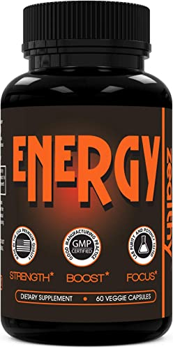 Zealthy Energy Energy Supplement