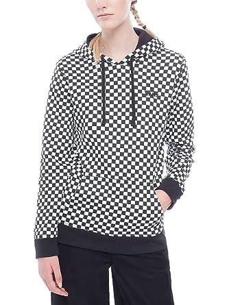 4bae496092 Sweater Hooded Women Vans Checkerboard Hoodie  Amazon.co.uk  Clothing