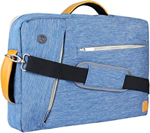 Slate17 Inch Laptop Bag Briefcase Backpack Tote for Lenovo ThinkPad 17, Asus ROG, X751, Dell Inspiron 17, Razer Blade Pro Series17.3, Blue
