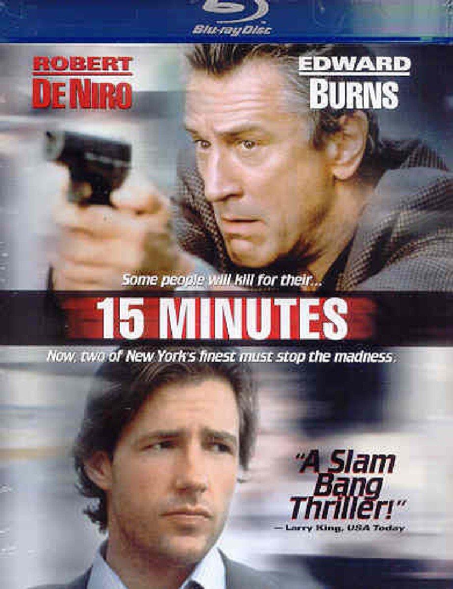 Blu-ray : 15 Minutes