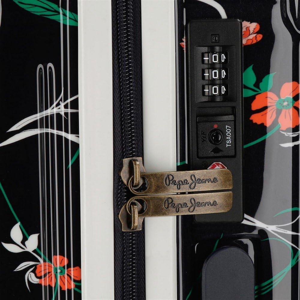 Valise moyenne rigide 67cm Pepe Jeans Pasqui