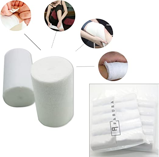fabura desechables mitad elástico absorbente algodón elástico ...