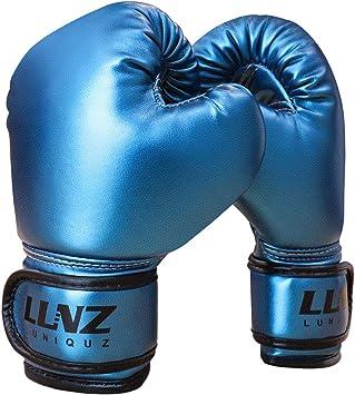 MMA Guantes de Boxeo Juveniles 4 Onzas Para kickboxing artes marciales Muay T