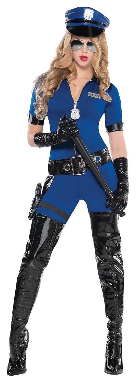 Amscan - Disfraz de oficial de policía de tráfico Stop de la ...