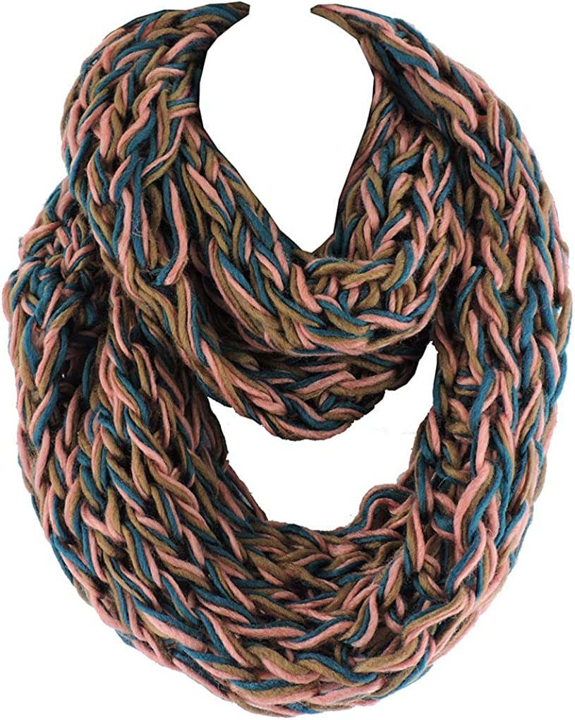 Infinity Scarf By Silver...