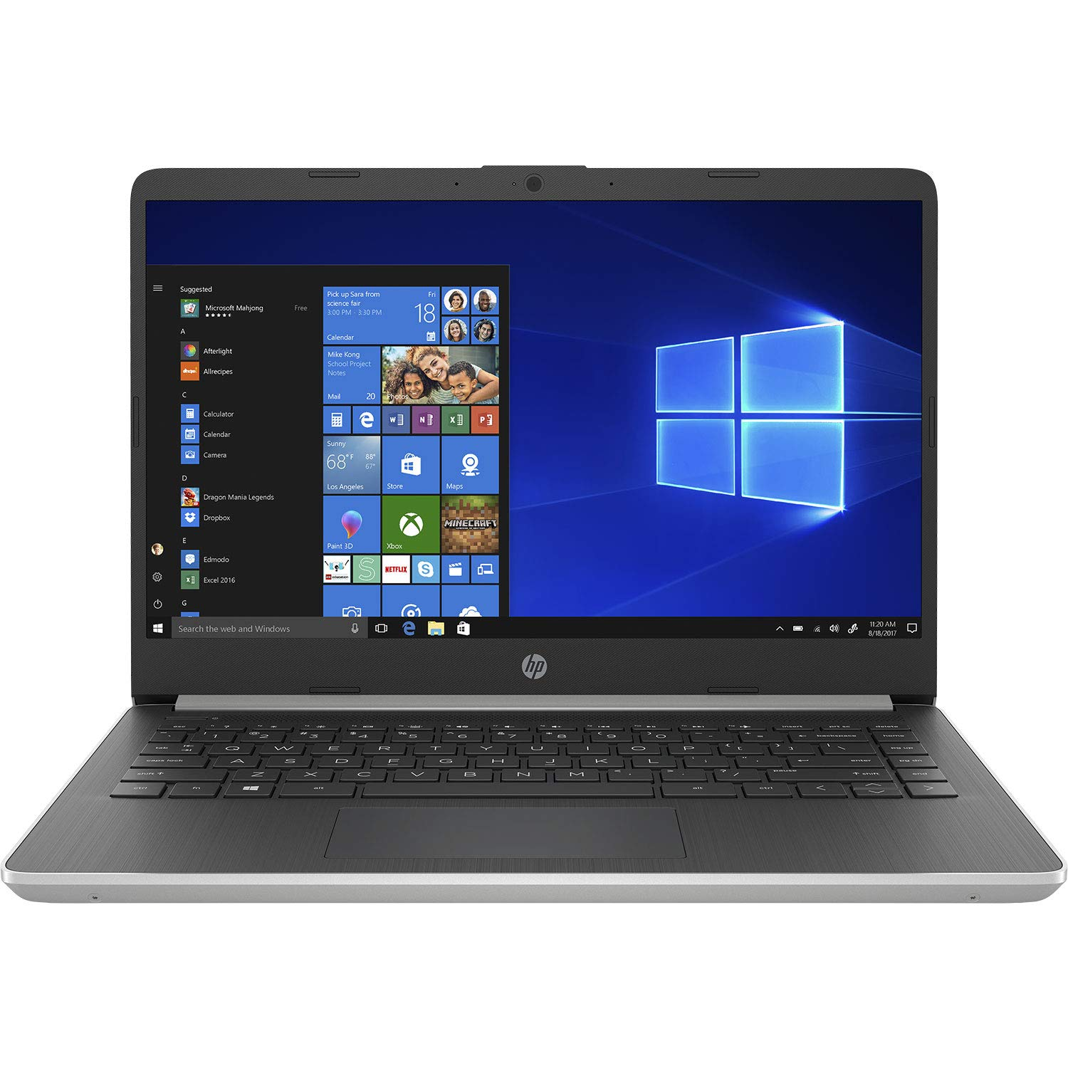 Buy HP Notebook PC 340S G7 14-inch Laptop (10th Gen Core i5-1035U/8GB/512GB  SSD/Windows 10 Pro/Intel UHD Graphics), Ash Silver Online at Low Prices in  India - Amazon.in