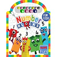 Numberblocks Coloring Book: Numberblocks - 1 to 20, Great Gift for Kid, Age 2, 3, 4, 5, 6