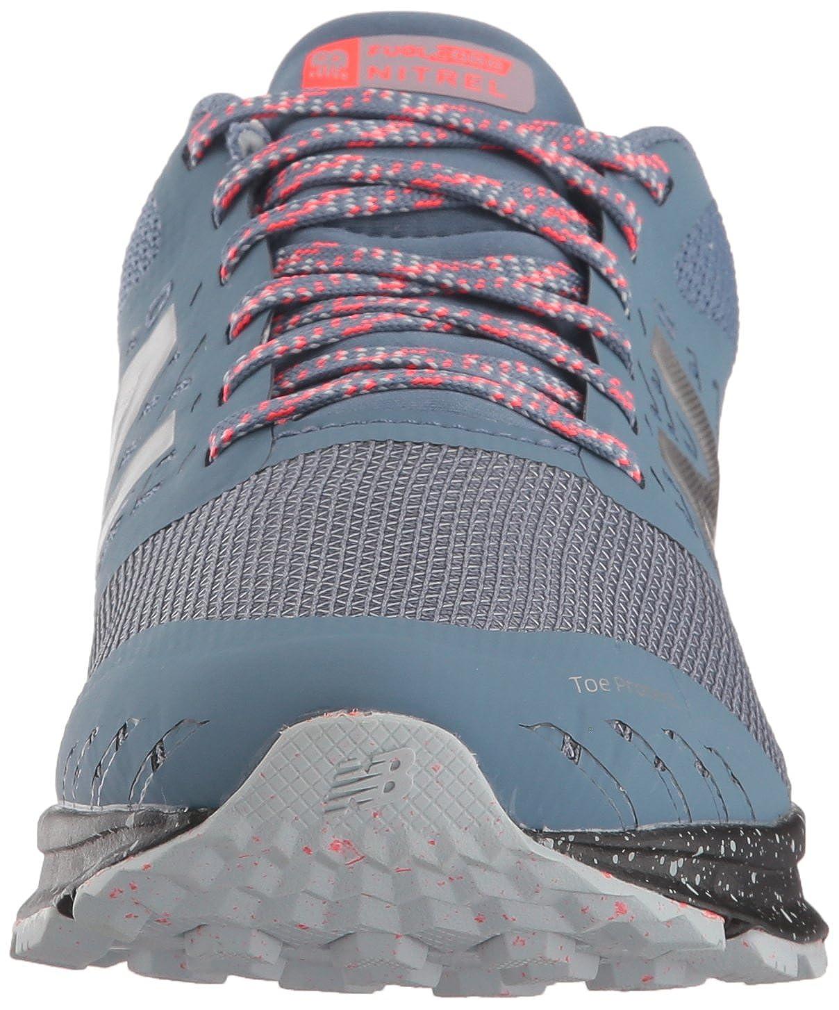New Balance Damen Nitrel V1 Traillaufschuhe Reflection